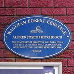 Hitchcock plaque