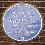 Rev. St John Groser