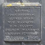 St Dunstans gates - 1844
