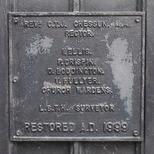 St Dunstans gates - 1999