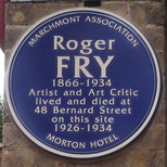 Roger Fry - WC1