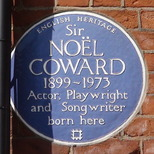 Sir Noel Coward - TW1