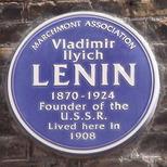 Lenin - Tavistock Place