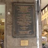 Byron in Bologna