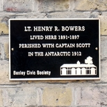 Henry Robertson Bowers - Sidcup
