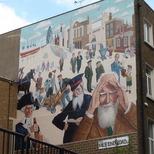 Mile End mural