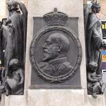 King Edward VII fountain
