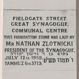 Fieldgate Street Synagogue