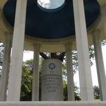 Magna Carta monument - Runnymede