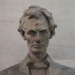 President Lincoln bust