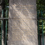 Bunhill burial ground - 2