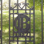 Lambeth Borough Council gates