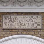 Duchy of Cornwall almshouses