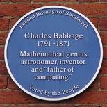 Charles Babbage - SE17