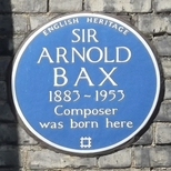 Arnold Bax