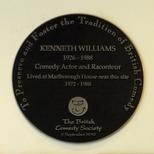 Kenneth Williams - New Diorama Theatre