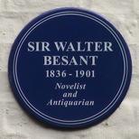 Sir Walter Besant - Frognal