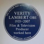 Verity Lambert