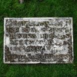 Royal Free Hospital - original hospital foundation stone