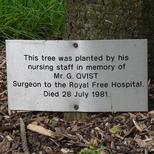 Royal Free Hospital - Qvist