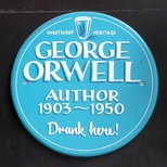 George Orwell - The Wheatsheaf