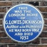 Goldsworthy Lowes Dickinson