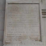 Christ Church Spitalfields - alterations