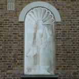 St Mary's trompe l'oeil - Unknown 2