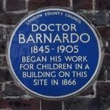 Dr. Barnardo - Ben Jonson Road