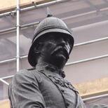 Robert Napier statue - SW7