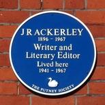 J. R. Ackerley