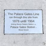 Palace Gates Line