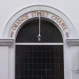 Orange Street Chapel - arch