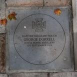 George Dorrell VC