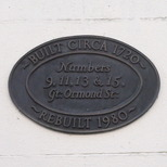 Great Ormond Street - 1720