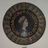 Mosaics - Queen Elizabeth II