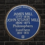 James and John Stuart Mill