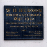 William Henry Hudson 1