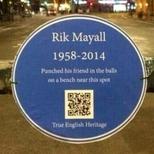 Rik Mayall 1