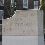 Geraldine Mary Harmsworth