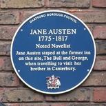 Jane Austen - Dartford