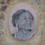 Morley mosaics - KEW - Mary Seacole