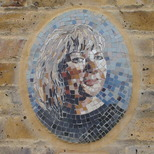 Morley mosaics - KEW - Jude Kelly