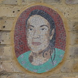 Morley mosaics - KEW - Natalie Bell