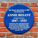 Annie Besant - E3