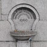 Drinking fountains - Trafalgar Square