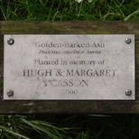 Hugh & Margaret Casson