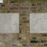 Mary Abbots Church wall