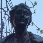 Emmeline Pankhurst monument