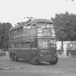 Stonebridge Park bus depot war memorial